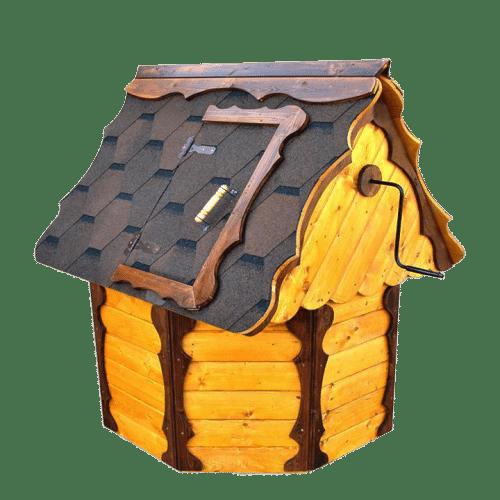 Недорогие домики для колодца в Солнечногорском районе
