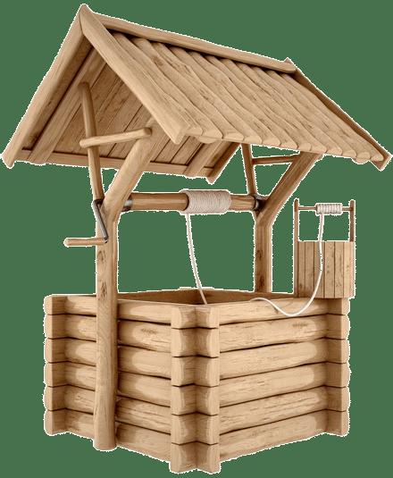 Процесс очищения колодца в Солнечногорском районе